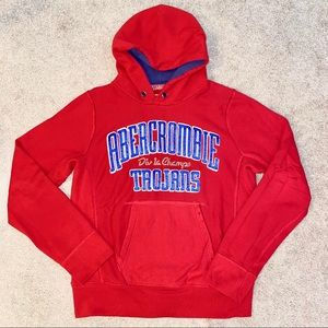 Abercrombie hooded sweatshirt